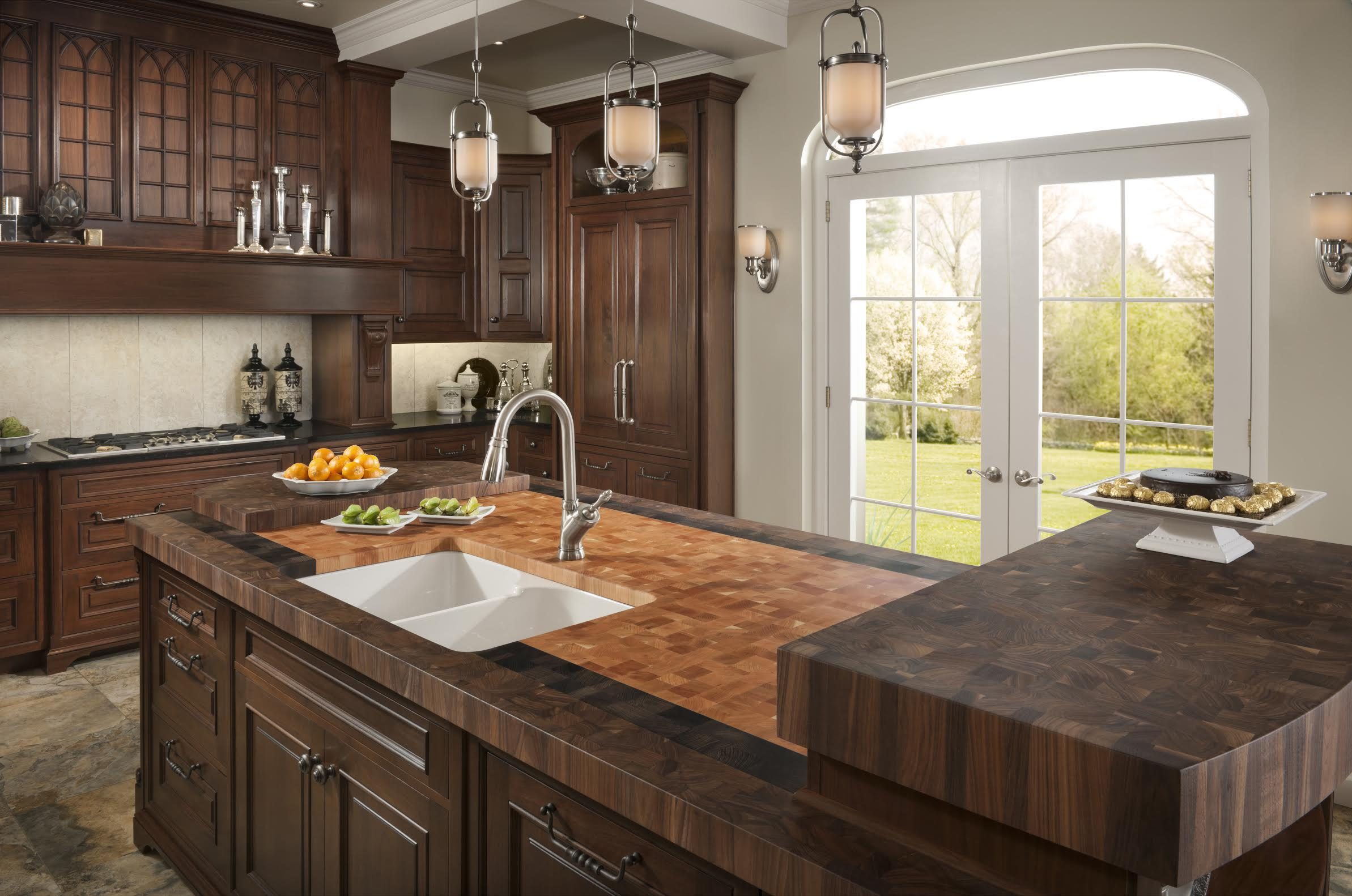 Share Your Favorites With Your Designer To Create Your Own All American Wood  Mode Kitchen.