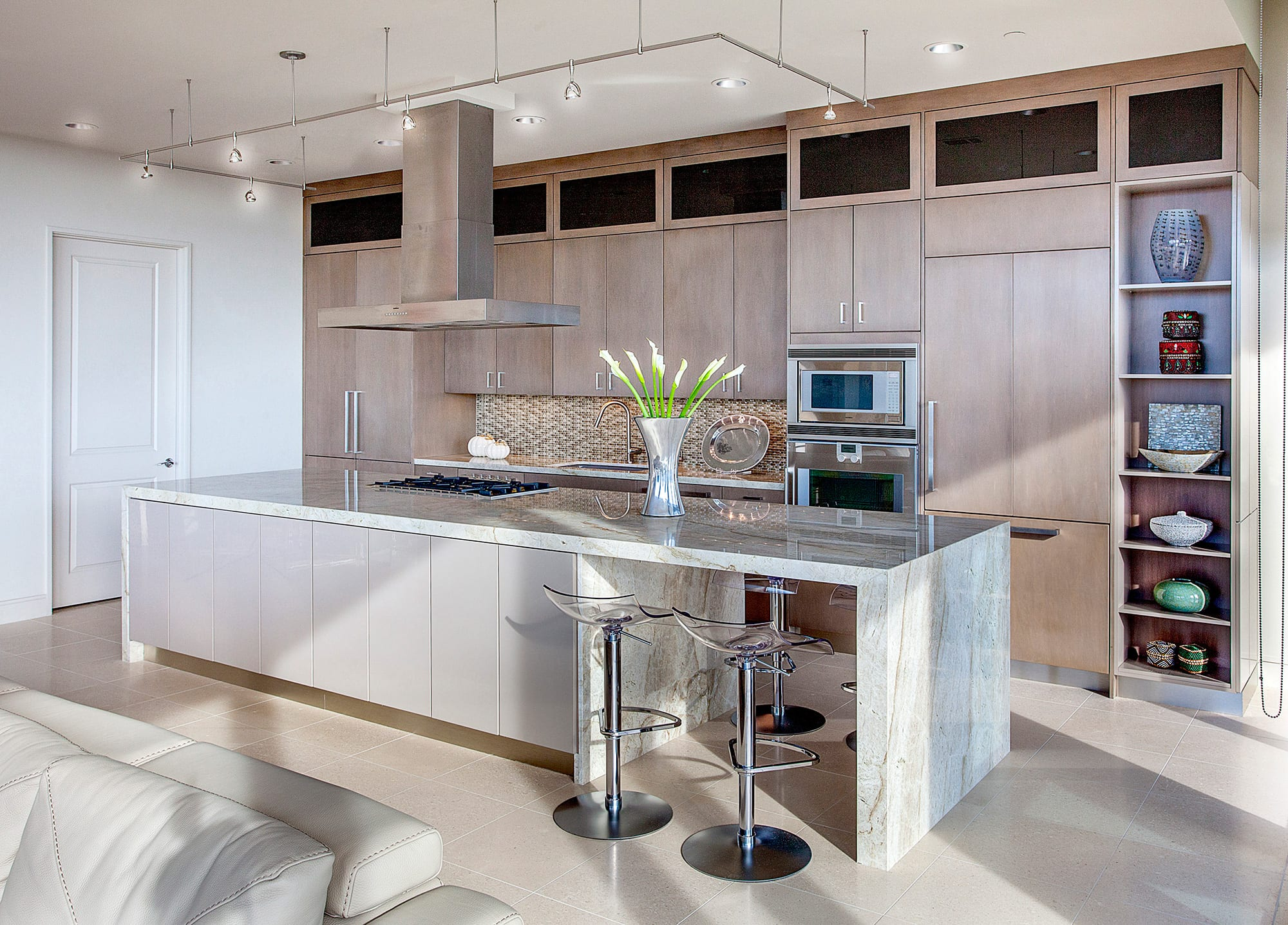Kitchen cabinets gallery of images and ideas cabinet for Kitchen design houston